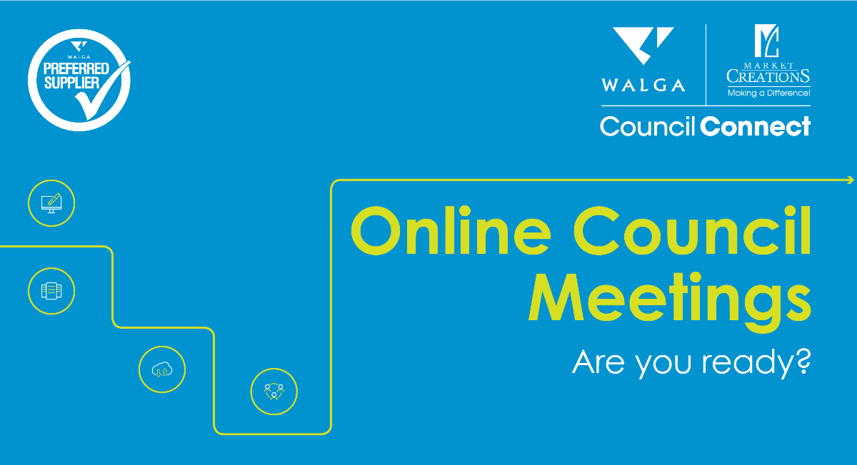 Are you ready for Council Meetings to go online?